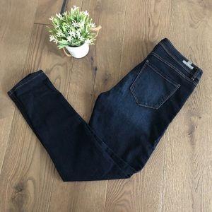 Lauren Conrad Skinny Cropped Jeans